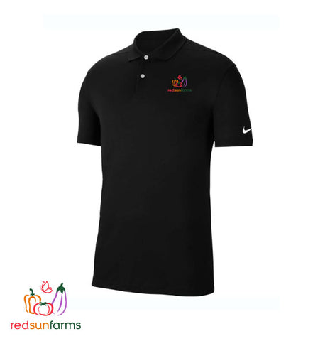 Red Sun Farms - Mens NIKE Victory Polo