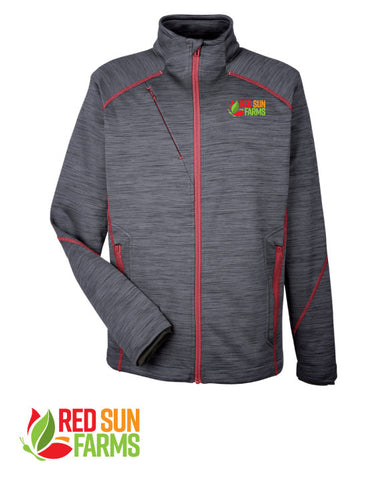 Red Sun Farms - Men's Flux Bonded Fleece Jacket