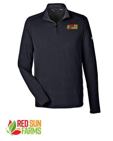Red Sun Farms - Mens Under Armour Tech 1/4 Zip