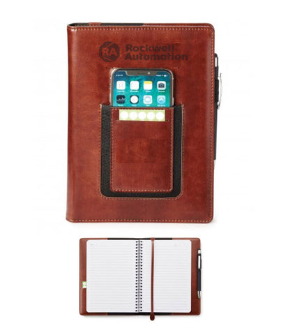 Rockwell - RFID Hard Cover Journal, case of 25