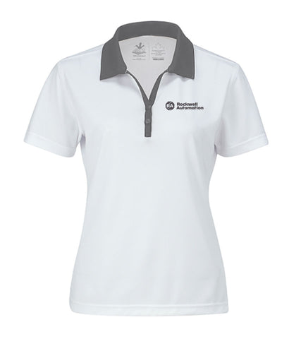 Rockwell - Ladies 2-Tone Polo