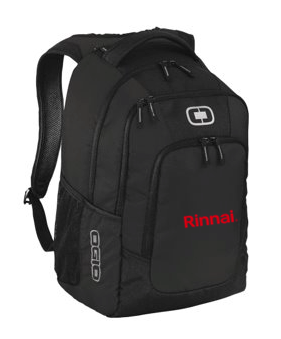Rinnai - OGIO Logan Backpack