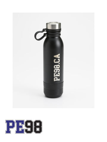 PE - 17oz Colby Vacuum Bottle with Storage