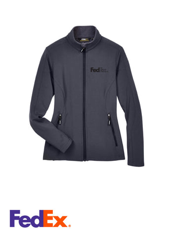 Ladies Carbon 2 Layer Softshell Jacket