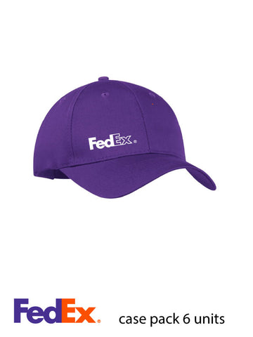 Purple ATC Mid Profile Twill Cap
