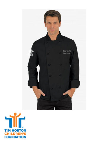 Tims Uniform US - Unisex Classic Chef Coat