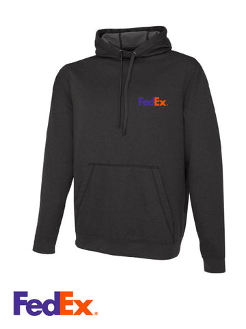 Charcoal Unisex Hooded Sweatshirt