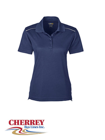 Cherrey Bus Lines - Ladies Golf Polo