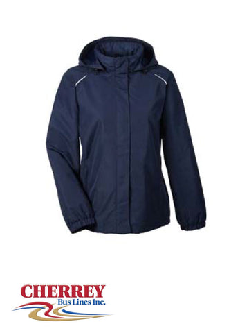 Cherrey Bus Lines - Ladies All Season Jacket