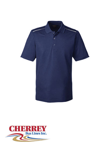 Cherrey Bus Lines - Men's Golf Polo