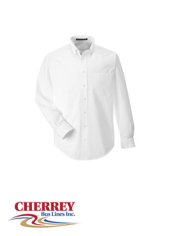 Cherrey Bus Lines - Men's Long Sleeve Dress Shirt