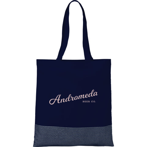 Virtual Conference - Silver Line Cotton Convention tote