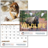 Pet Wildlife Portraits Calendar