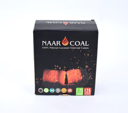 Naar Coal 126pc (Cube)