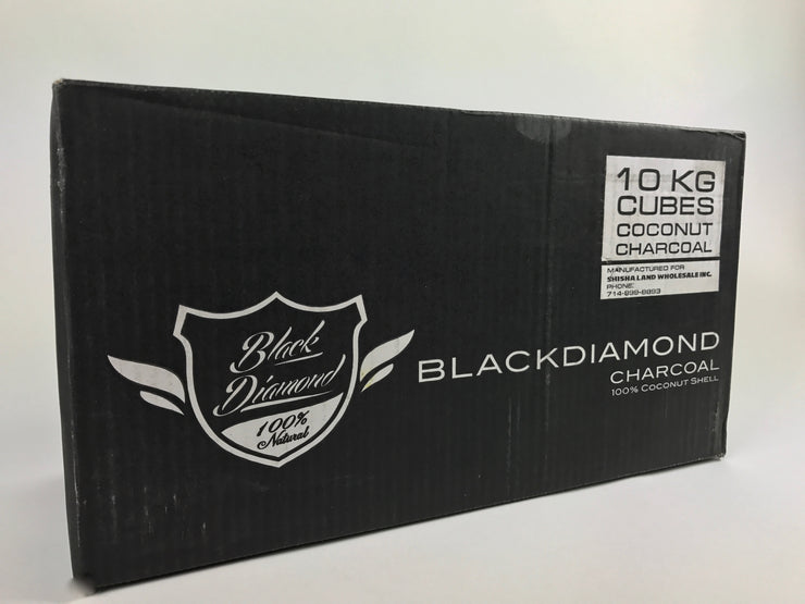 Black Diamond 10kg Lounge Case (Cube)