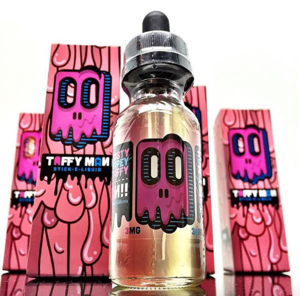 Taffy Man E -Juice