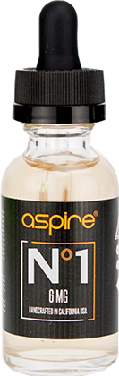 Aspire E-Juice 15ml (3mg)