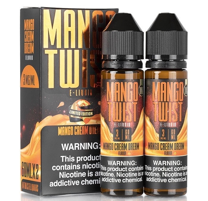 Mango Twst E Juice 120mg