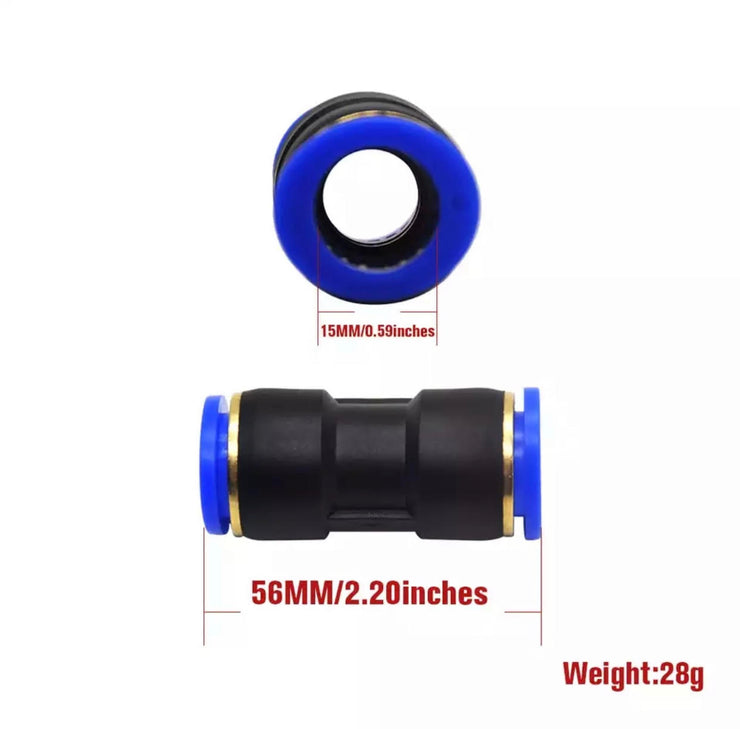 Star Silicone Hose Extender
