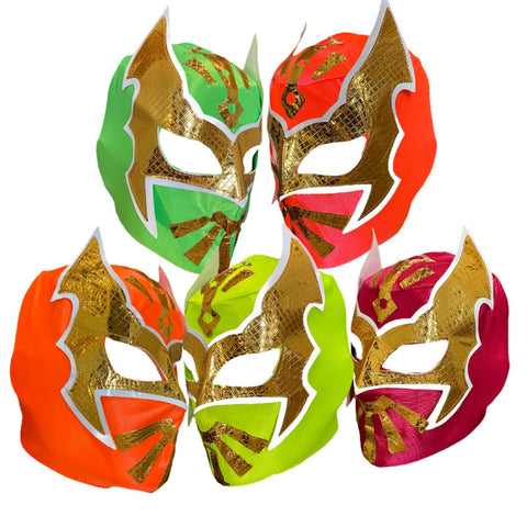 Youth Lucha Libre Masks