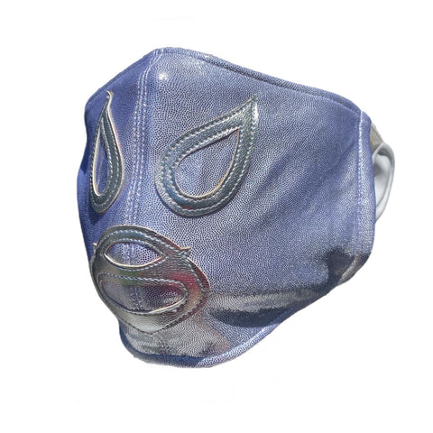 SANTO Lucha Libre novelty Adult size Lycra FACEMASK