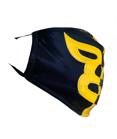 PIERROTH Lucha Libre novelty Adult size Lycra FACEMASK