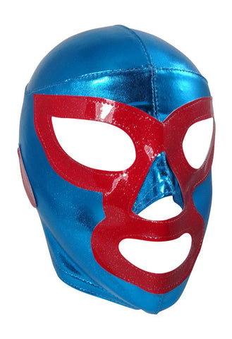NACHO LIBRE (Youth-LYCRA) Youth Lucha Libre Wrestling Mask
