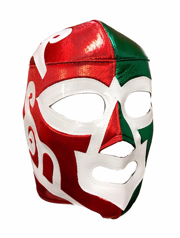 HURACAN RAMIREZ Lucha Libre Adult Wrestling Mask (pro-fit) MEXICOLOR