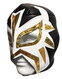 LA MASCARA Lucha Libre Wrestling Mask (pro-fit) Black