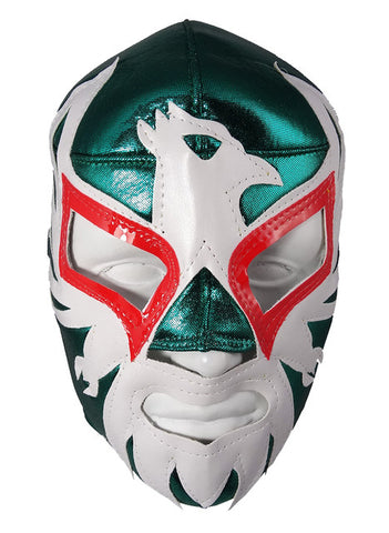 MEXICANO Lucha Libre Wrestling Mask (pro-fit) Green