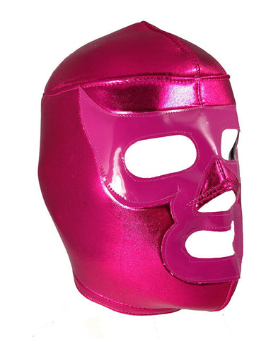 PINK RAMSES Lucha Libre Wrestling Mask (pro-fit) Hot Pink