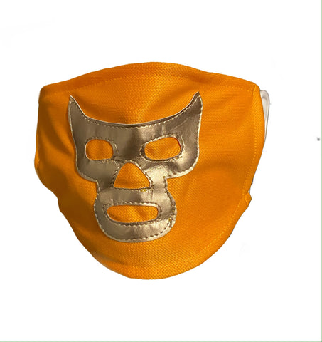 RAMSES Lucha Libre novelty Adult size FACEMASK