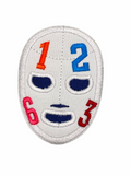 "Lucha Libre Iron on Embroidered Print Patches (Multiple Luchador Variations) 3.5"" - FREE SHIPPING"