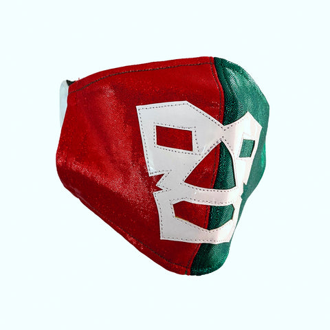 DR WAGNER Lucha Libre novelty Adult size Lycra FACEMASK - Mexico