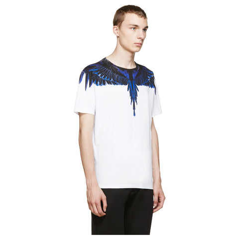 Men Women online shopping fashion cheap Streatwear MARCELO Burlon Tshirts Wings - 14 variants - HYPERFUSER®