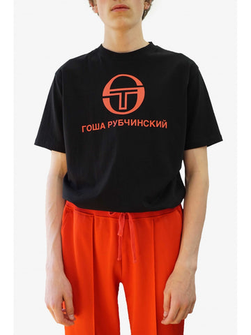 Men Women online shopping fashion cheap Streatwear Gosha Rubchinskiy x Sergio T. Tshirt - 3 colors - HYPERFUSER®