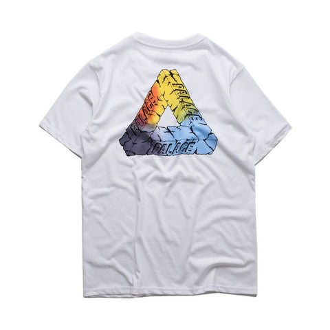 Men Women online shopping fashion cheap Streatwear Palace Visions Rock Tshirt - HYPERFUSER®