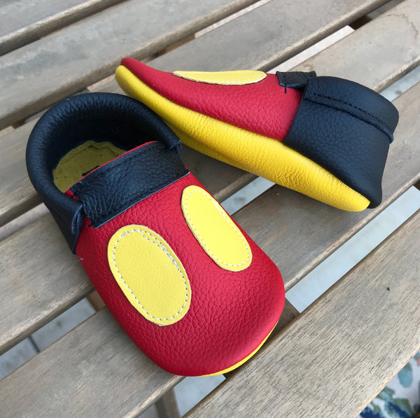Mickey Yellow Bottom