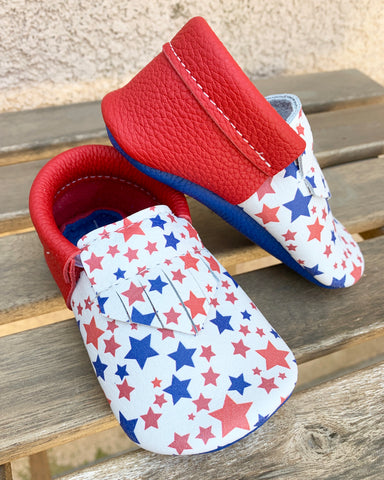 Star Spangled Moccs