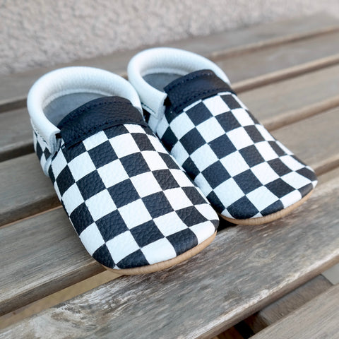Checker moccs