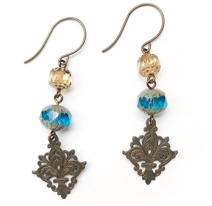 Royal Street Stroll Earrings