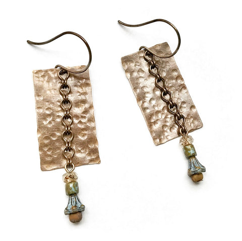 Sand Dunes Earrings