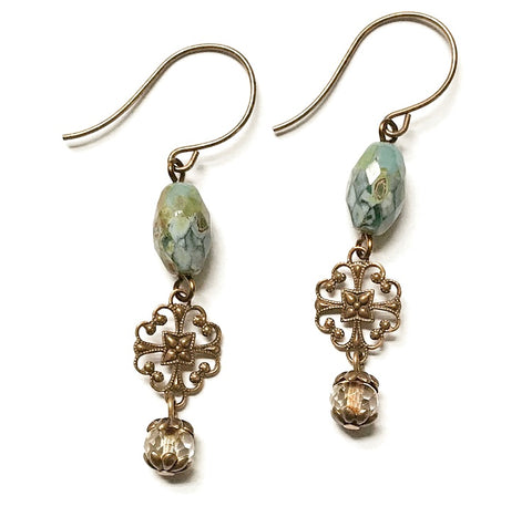 Loretto Chapel Earrings