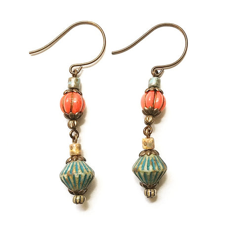 Venetian Stroll Earrings