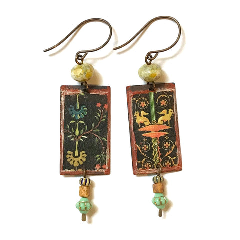 Greek Adornment Earrings