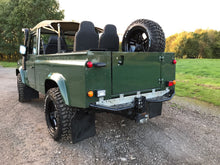 Defender Rear Steps