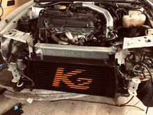Custom made intercooler/radiator