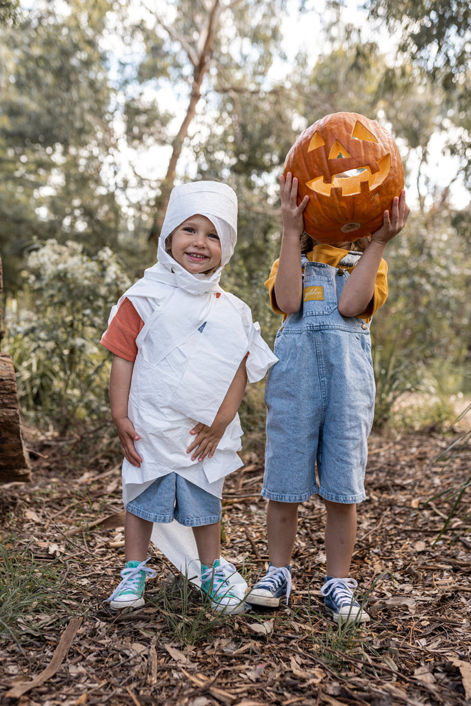 Our top 10 DIY Halloween costume hacks for kids