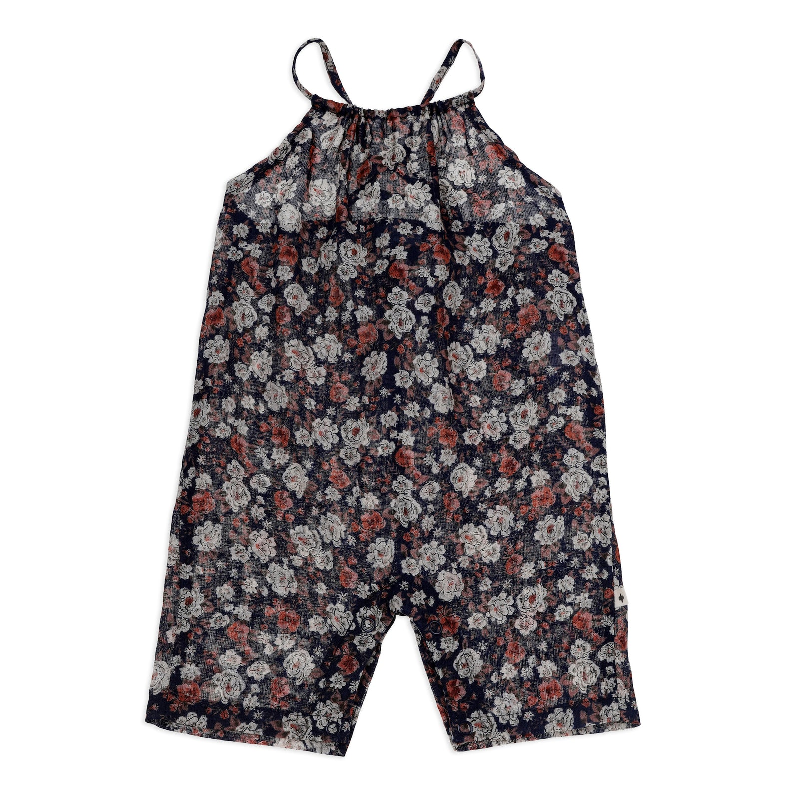 Chloe Overalls Floral