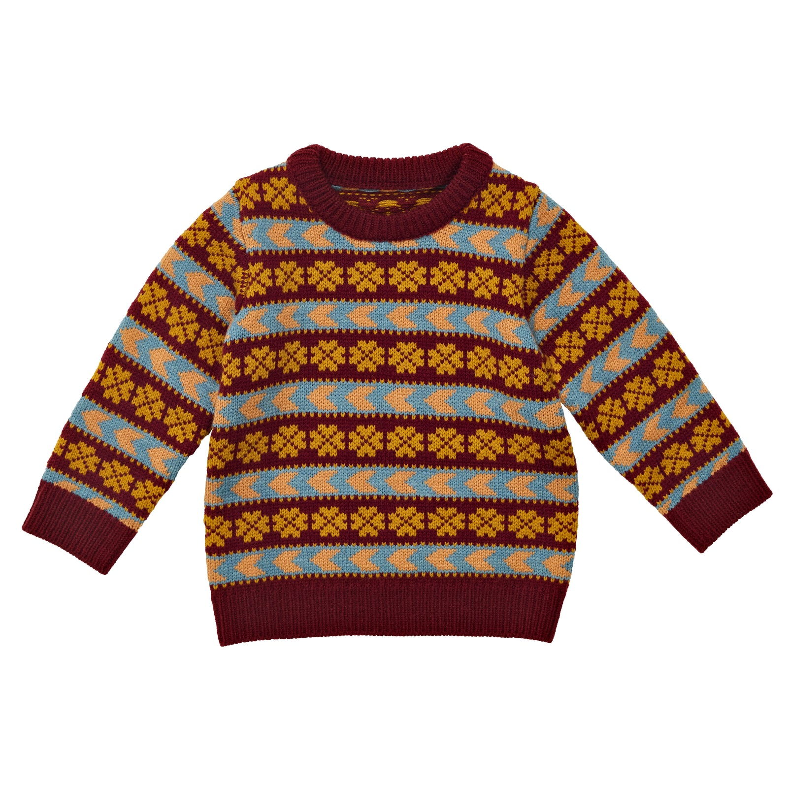 Holiday Knit Sweater